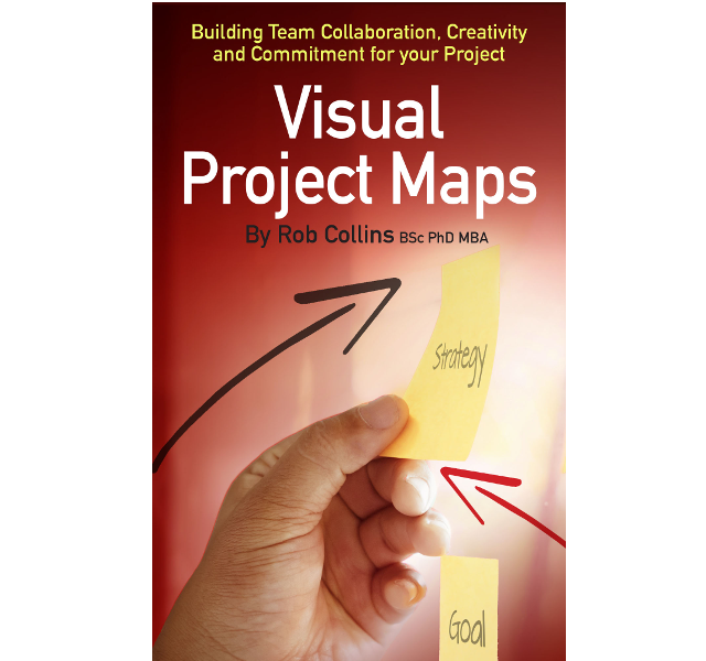 Visual Project Maps book