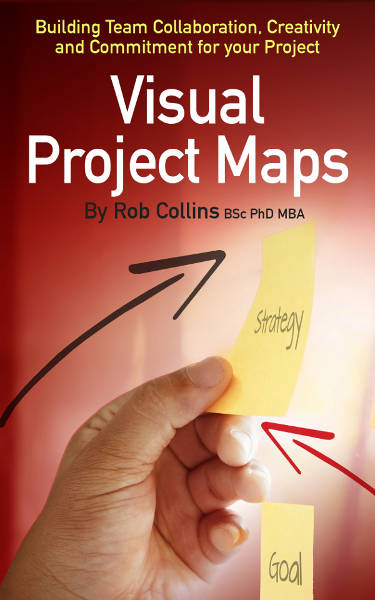 New Book - Visual Project Maps